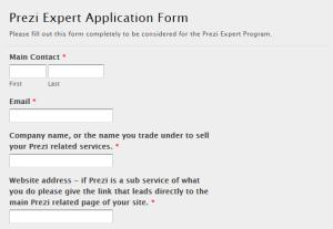 Preziエキスパートプログラム申請書01
