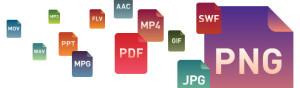 Preziで使えるファイル形式・種類
